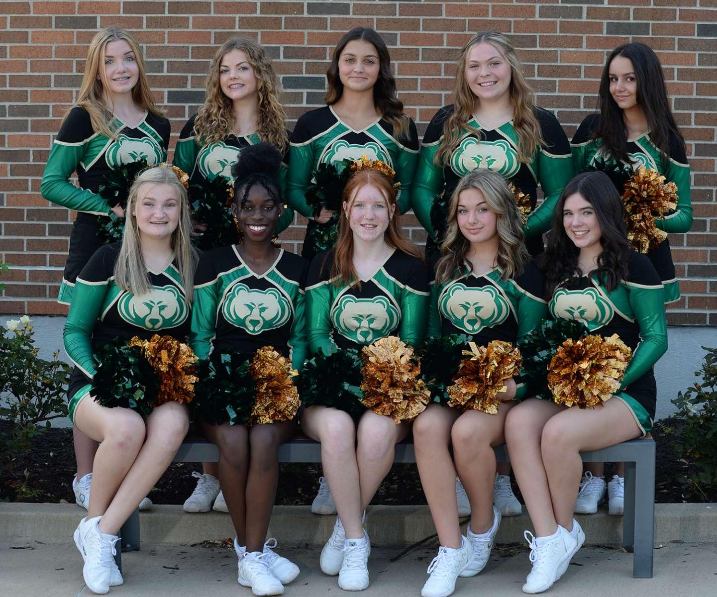 Cheer Team Photo
